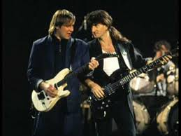 alex lifeson & geddy lee